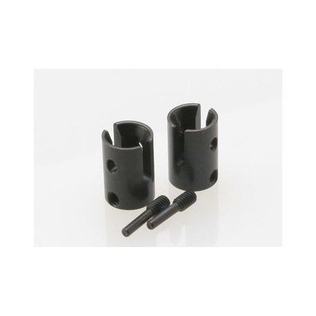 Traxxas 5153R Drive Cups Inner (Steel Driveshafts and Adj. Suspension Arm)