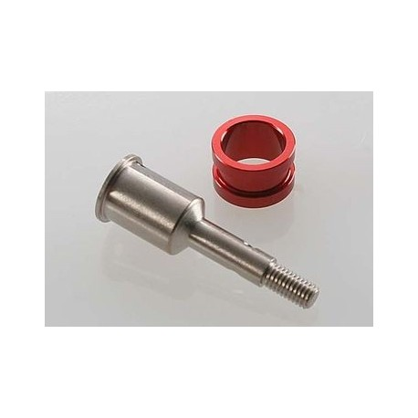 Traxxas 5166 Stub Axle for Steel Drivshaft