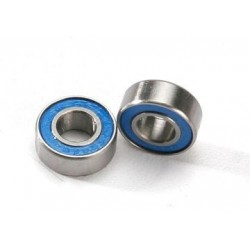 Traxxas 5180 Ball Bearing 6x13x5 Blue Rubber Seal (2)