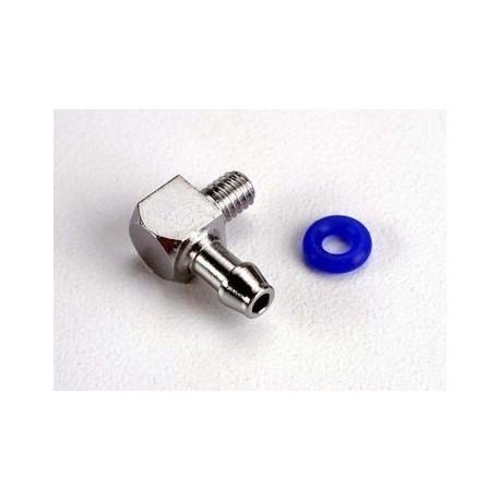 Traxxas 5296 Pressure Nipple 90-Degree