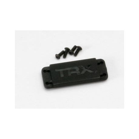 Traxxas 5326X Cover Plate Steering Servo