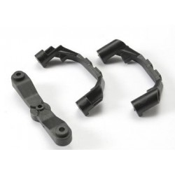 Traxxas 5343X Mount Sterring Arm/ Steering Stop Set
