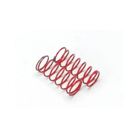 Traxxas 5434A Shock Springs GTR Red (1.6 Rate Blue) (2)