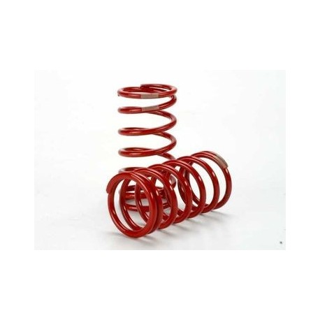 Traxxas 5440 Shock Springs GTR Red (4.1 Rate Tan) (2)