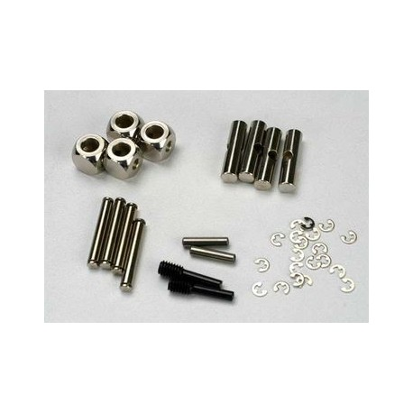 Traxxas 5452 U-joints Driveshafts (4)