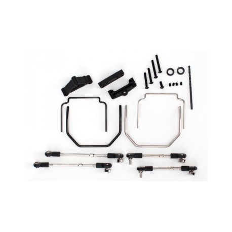 Traxxas 5498 Sway Bar Kit Front & Rear Complete