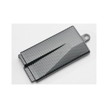 Traxxas 5523G Battery Cover Exo-Carbon Jato