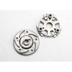 Traxxas 5556 Slipper Pressure Plate & Hub Aluminium