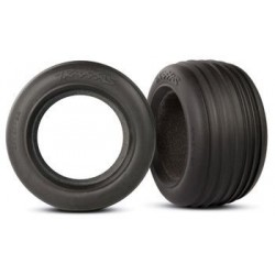 "Traxxas 5563 Tires Ribbed 2.8"" (2)"