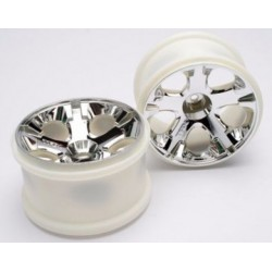Traxxas 5576 Wheels All-Star 2.8 Chrome (2)
