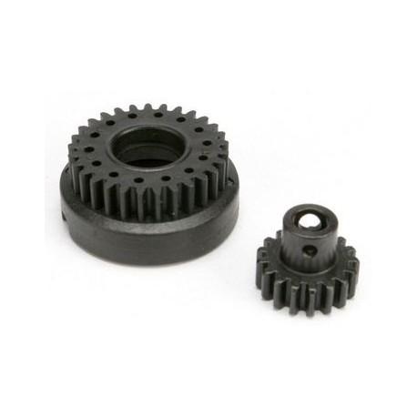 Traxxas 5585 Gear Set 2:nd Gear 17/29T Jato
