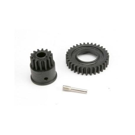 Traxxas 5586 Gear Set 1:st Gear 14/32T Jato