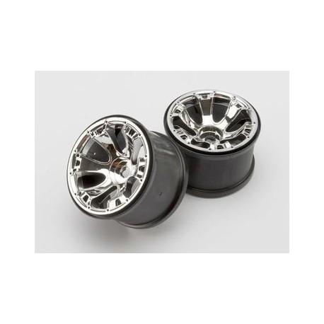 "Traxxas 5671 Wheels Geode (17mm) 3.8"" (2)"