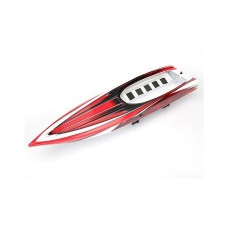 Traxxas 5714X Hull Red Spartan