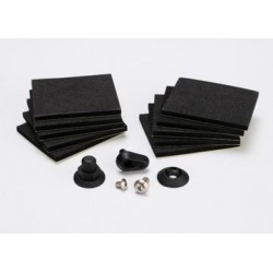 Traxxas 5723 Hatch Post/ Foam Pads (Set)