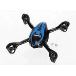 Traxxas 6213 CANOPY, UPPER AND LOWER, QR-1,
