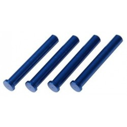 Traxxas 6633X Main Shaft Alu Blue (4)