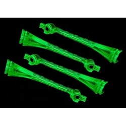 Traxxas 6654 LED LENS, GREEN (4)