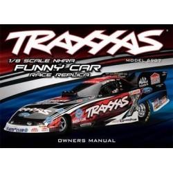 Traxxas 6999 OWNER'S MANUAL, ELIMINATOR