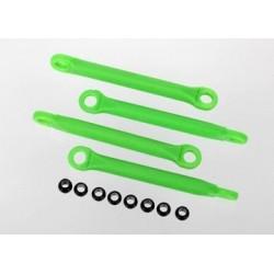 Traxxas 7018A Push rod 1/16 Green (4)