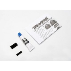 Traxxas 7025 Seal kit, receiver box 1/16
