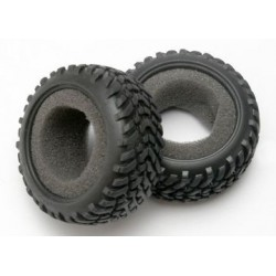 Traxxas 7071 Tire SCT with inserts(2)