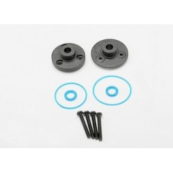 Traxxas 7080 Cover Plates, differential