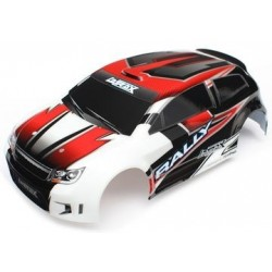 Traxxas 7515 BODY, 1/18TH RALLY, RED