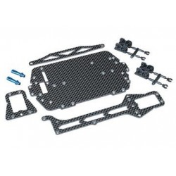 Traxxas 7525 CARBON FIBER CONVERSION KIT