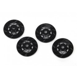 Traxxas 7569 WHEEL HUBS, HEX (4)