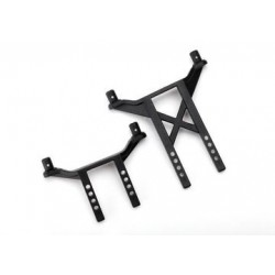 Traxxas 7615 Body Mounts Front and Rear
