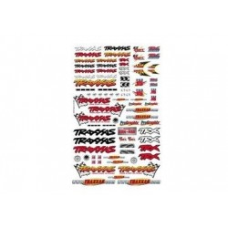 Traxxas 9950 Traxxas Decal Racing