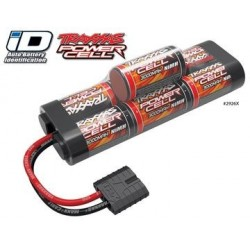 Traxxas 2926X NiMH Battery 8,4V 3000mAh Hump iD-connector