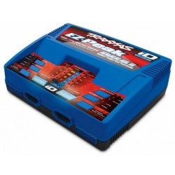 Traxxas NY version 2972GX EZ-Peak Dual 8A/100W NiMH/LiPo charger Auto iD