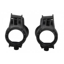 Traxxas 7732 Caster blocks (c-hubs), left & right