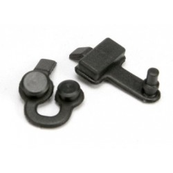 Traxxas 5583 Rubber Plug Gear Housing (2)