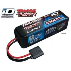Traxxas 2854X Li-Po Battery 2S 7.4V 10000mAh 25C iD-connector