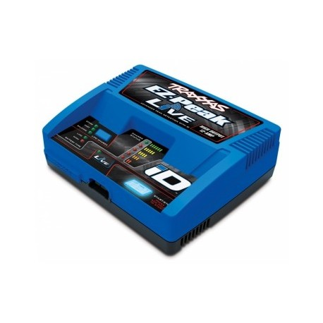Traxxas 2971GX EZ-Peak Live 12A NiMH/Li-Po Charger Auto ID