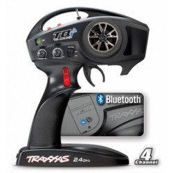 Traxxas 6507R TQi Bluetooth 4-ch TX and 5-ch RX TSM