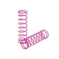 Traxxas 3757P Springs Rear Pink (2)