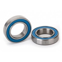 Traxxas 5101 Ball Bearings Blue Rubber Sealed (12x21x5mm) (2)