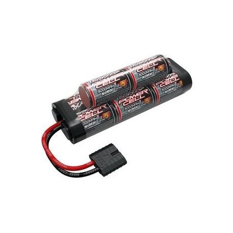 Traxxas 2963X NiMH Battery 9,6V 5000mAh Series 5 Hump iD-connector
