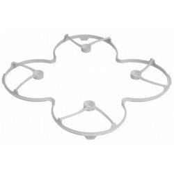 H107C-A19 - M8 Protection Cover X4 white Hubsan