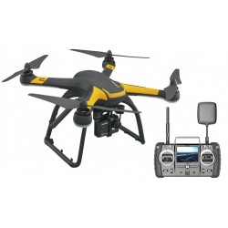 H109S - H109S X4 Pro Standard FPV, HD-Kamera, 1-axis Gimbal