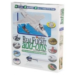 GREAT PLANES Real Flight Add-ons Vol.4* SALE, 18MZ4104