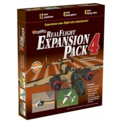 GREAT PLANES Realflight G3/G4 Exp. pack 4, 18MZ4114