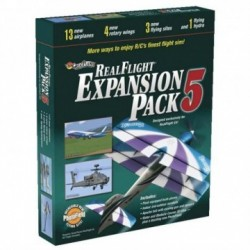 GREAT PLANES Realflight G3/G4 exp. pack 5, 18MZ4115
