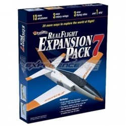 GREAT PLANES Real Flight G5 Exp. pack 7, 18MZ4117