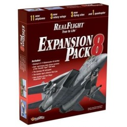 GREAT PLANES Real Flight G5 Exp.Pack 8, 18MZ4118