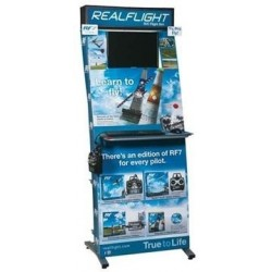 GREAT PLANES RealFlight RF7 Demo Stand, 18MZ9810